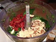 Roasted Tomato Pesto found on PunkDomestics.com