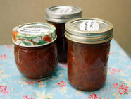 Rhubarb Grapefruit Marmalade