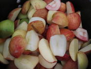 Maple Cranberry Apple Sauce found on PunkDomestics.com