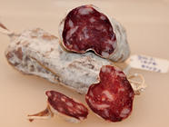 Goat Salame found on PunkDomestics.com