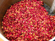 Let's Make Sparkling Rose Petal Wine