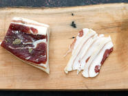 Dry Curing: Pork Belly Lardo &amp; Kabanosy