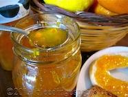Life Gave You Mandarins? Make Mandarin Jam found on PunkDomestics.com