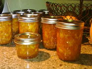 LOL! (Loquat Orange Lime) Marmalade found on PunkDomestics.com