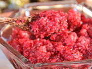 Dorothy's Fresh Cranberry-Ginger Relish