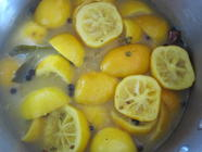 Easy Lemon Confit