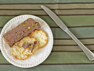 Venison Liver Terrine