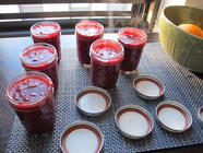 Cranberry Orange Jam (with Cinnamon)