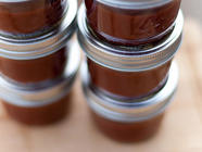 Homemade Classic Tomato Ketchup found on PunkDomestics.com