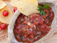 Tomato-Chipotle Salsa found on PunkDomestics.com