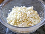 Homemade Ricotta Cheese found on PunkDomestics.com