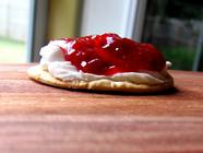 Strawberry Rhubarb Jalapeno Spread