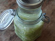 Traditional (... or Untraditional) Sauerkraut