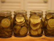 Quick Pickles: Low-Temperature Pasteurization found on PunkDomestics.com
