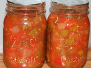 Choice Salsa found on PunkDomestics.com