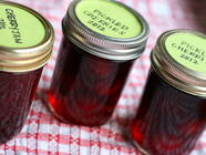 Cherry Jam found on PunkDomestics.com