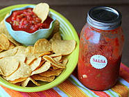 Salsa! Salsa! found on PunkDomestics.com