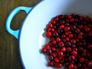Maple, Citrus & Ginger Cranberry Preserves found on PunkDomestics.com