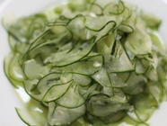 TsukeSunomono, Japanese Cucumber Pickle