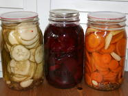 Perfecting the Crisp Pickle - Tips and Tricks found on PunkDomestics.com