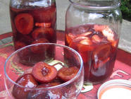 Mrs. Emerson&#039;s Pickled Plums