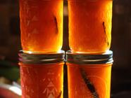 Apricot Vanilla Bean Jam  found on PunkDomestics.com