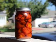 Slow Roasted Tomatoes found on PunkDomestics.com