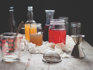 Cold-Process Infused Simple Syrups found on PunkDomestics.com