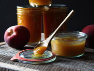 Peach Butter with Honey & Cardamom