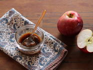 Spiced Molasses Apple Butter