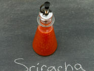 Homemade Sriracha found on PunkDomestics.com