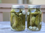 Easy Dill Pickle Recipe