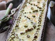 Japanese Knotweed Quiche