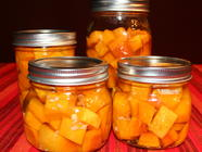 Pickled Butternut Squash, Two Ways found on PunkDomestics.com