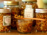 Pickled Field Peas found on PunkDomestics.com