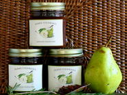 Rosemary Pear Butter found on PunkDomestics.com