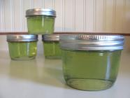 Basil Jelly found on PunkDomestics.com