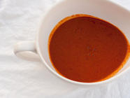 Red Chile Sauce for Vegetable Enchiladas