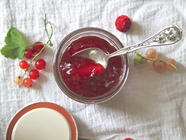 Currant-Raspberry Jelly found on PunkDomestics.com