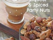 Homemade Irish Coffee Liqueur found on PunkDomestics.com