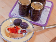 Italian Prune Plum Jam found on PunkDomestics.com