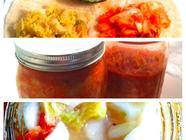 My Adaptable Countertop Kimchi (No Crock!) found on PunkDomestics.com