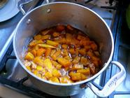Persimmon and Habanero Chutney