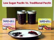 Grape Jelly: Traditional vs. Low-Sugar Pectin