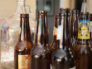 Homebrewing: Make 1 Gallon of Homemade Beer found on PunkDomestics.com