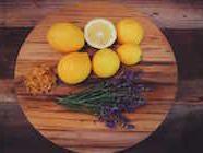 Lemon Lavender Marmalade - Home Canning found on PunkDomestics.com