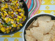 Fruit Salsa, found on PunkDomestics.com