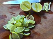How to Cut Citrus for Marmalade found on PunkDomestics.com