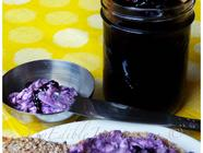 Small Batch Blueberry Jam found on PunkDomestics.com