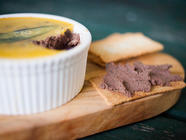 Quick Duck Liver Pâté found on PunkDomestics.com